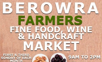 Berowra Farmers Fine Food, Wine & Handcraft Market